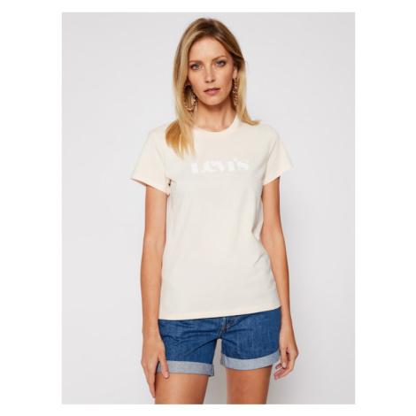 Levi's® T-Shirt The Perfect 17369-1277 Różowy Regular Fit Levi´s