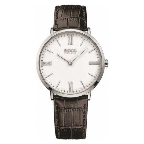 Hugo Boss Zegarek Brązowy