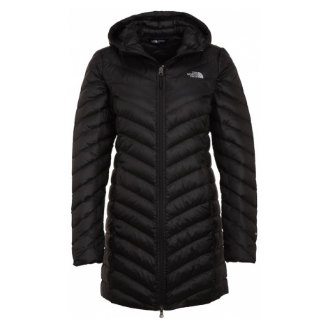 THE NORTH FACE Płaszcz outdoor 'Trevail' czarny
