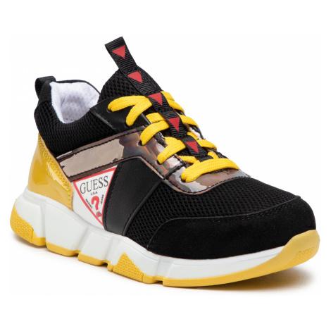 Sneakersy GUESS - Ricky FI5RIC ESU12 BLACK