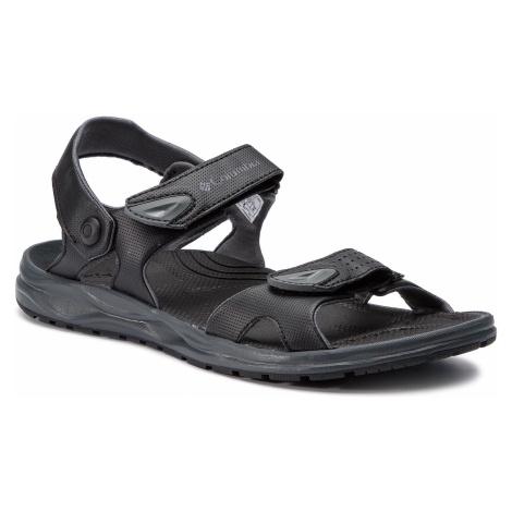 Sandały COLUMBIA - Wayfinder 2 Strap BM1032 Black/Graphite 010