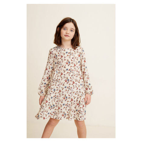 Mango Kids - Sukienka dziecięca Sol 110-164 cm