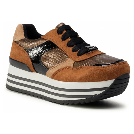 Sneakersy TOM TAILOR - 9092505 Brown/Bronze