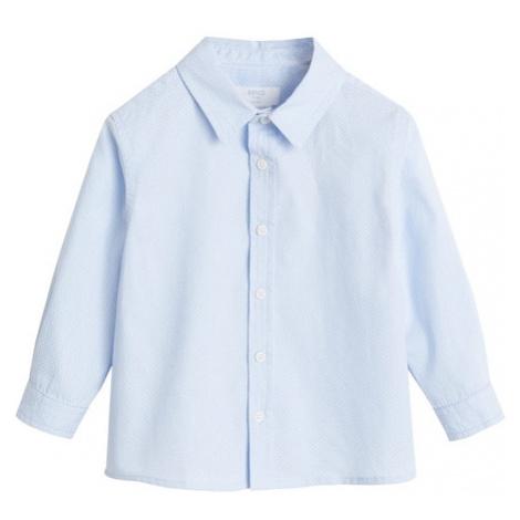 MANGO KIDS Koszula 'jesus' jasnoniebieski
