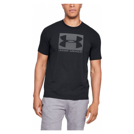 UA BOXED SPORTSTYLE SS-BLK Under Armour