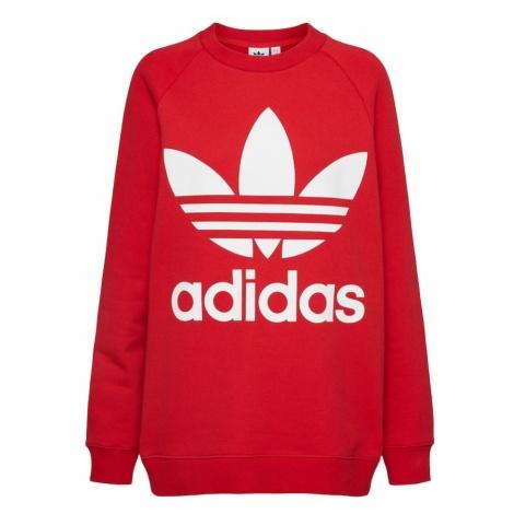ADIDAS ORIGINALS Bluzka sportowa czerwony