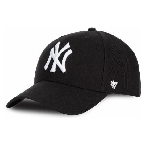 Czapka 47 BRAND - New York Yankees B-MVPSP17WBP-BK Black
