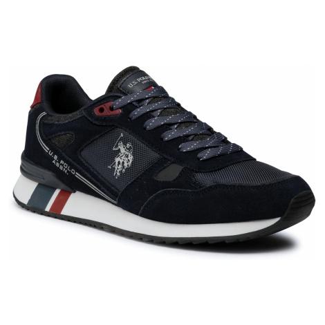 Sneakersy U.S. POLO ASSN. - Wilde4 Suede FERRY4083W8/ST3 Dkbl