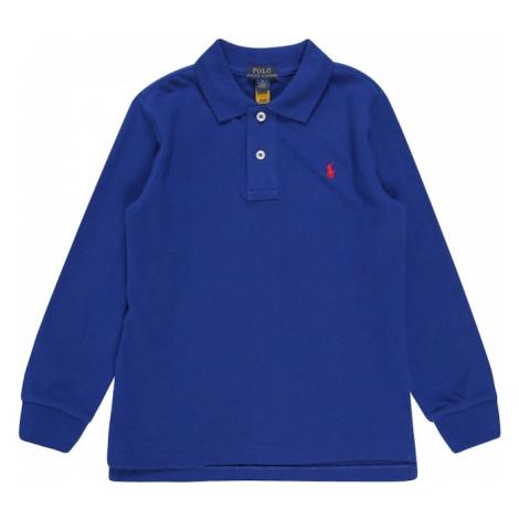 POLO RALPH LAUREN Sweter niebieski