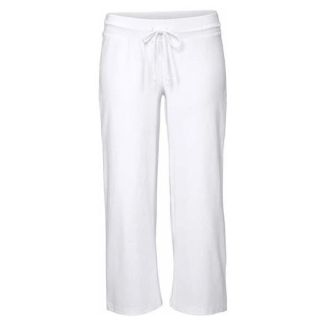 BEACH TIME Spodnie biały Beachtime