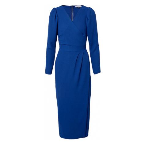 Closet London Suknia wieczorowa królewski błękit