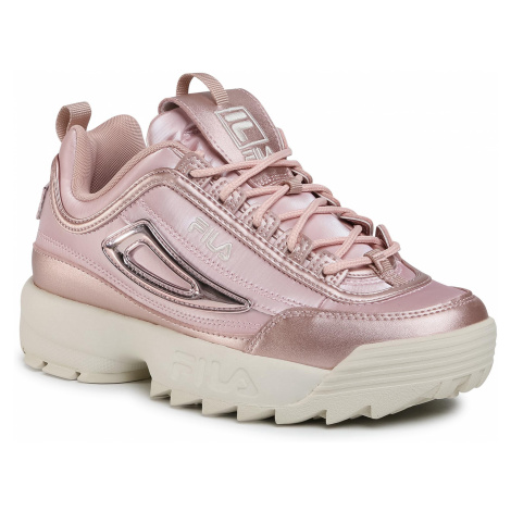 Sneakersy FILA - Disruptor N Low Wmn 1011020.72W Sepia Rose