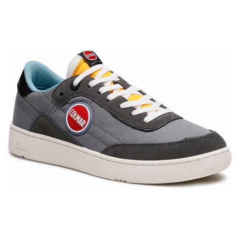 Sneakersy COLMAR - Foley Ring 060 Gray/Yellow/Lt Blue