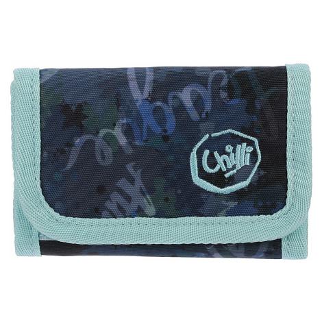 portmonetka Topgal CHI 860 - D/Blue