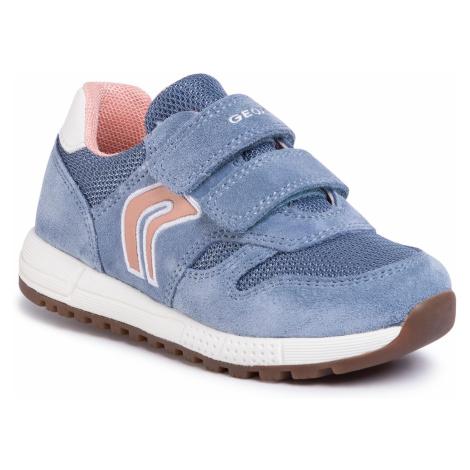 Sneakersy GEOX - B Alben G. A B023ZA 02214 C4094 S Dk Sky