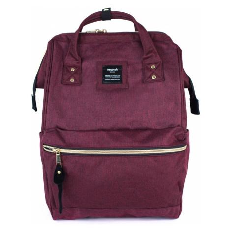 Art Of Polo Unisex's Backpack tr19293 Burgundy