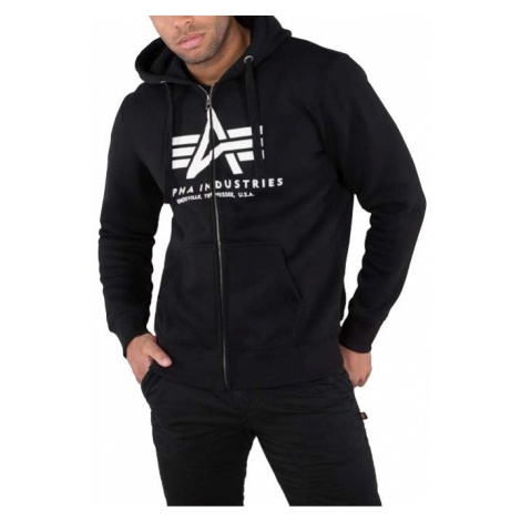 Bluza męska Alpha Industries Basic Zip Hoody 178325 03