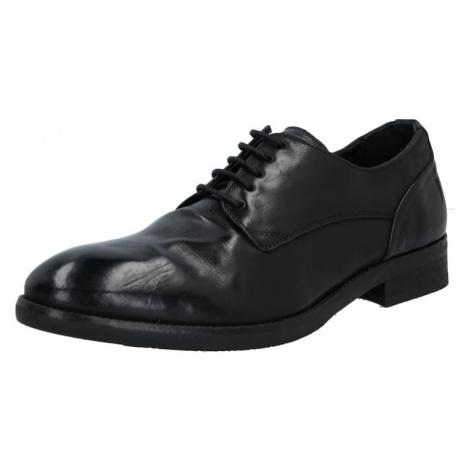 Hudson London Buty sznurowane 'Dorsay' czarny