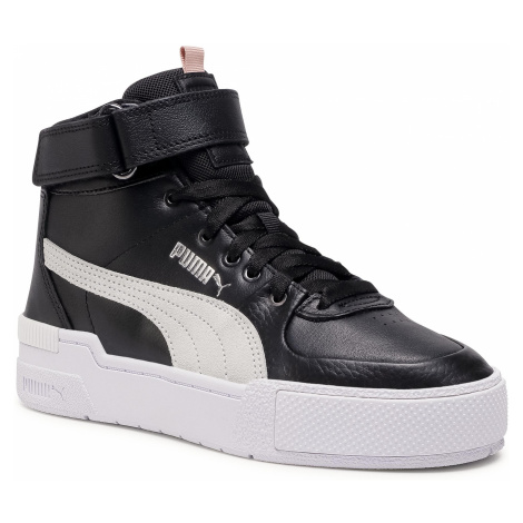 Buty PUMA - Cali Sport Top Contact Wn's 374110 02 Puma Black/Puma White