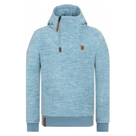 Naketano Bluzka sportowa jasnoniebieski