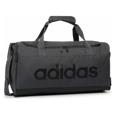Torba adidas - Lin Duffle S FS6501 Gresix/Black/Black
