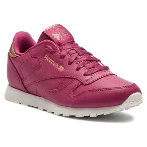Buty Reebok - Classic Leather CN5564 Twisted Berry/Chalk