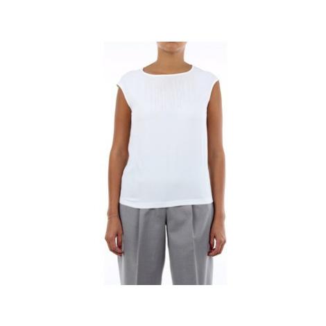 Topy na ramiączkach / T-shirty bez rękawów Fabiana Filippi TPD270W713
