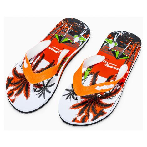 Inny Men's t-bar sandals T297