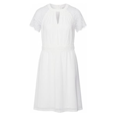 VILA Sukienka 'Vifinnea' biały