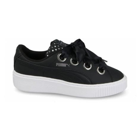 Buty damskie sneakersy Puma Platform Kiss Ath Lux Wns 366704 02