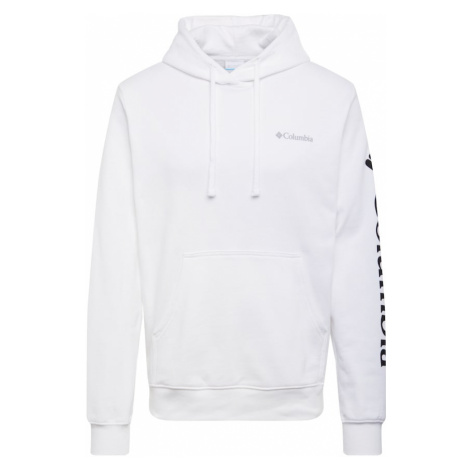 COLUMBIA Bluzka sportowa czarny / biały