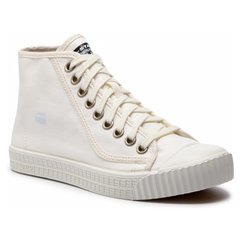Trampki G-STAR RAW - Rovulc Hb Mid D07670-8715-110 White
