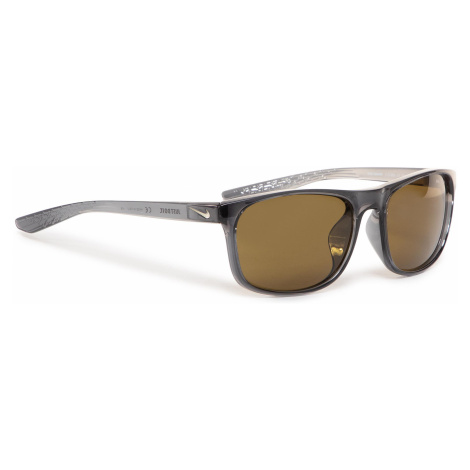 Okulary przeciwsłoneczne NIKE - Endure CW4651 021 Dark Grey/Terrain Tint