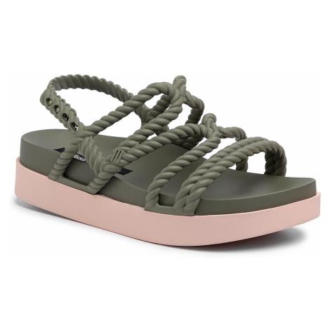 Sandały MELISSA - Dance + Salinas Ad 32742 Green/Pink 50961