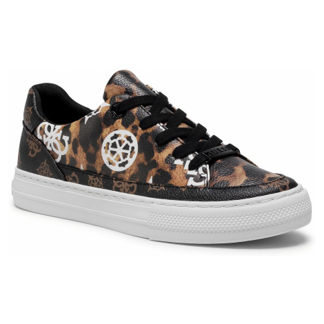 Sneakersy GUESS - Lusey FL8LUS FAL12 LEOPA