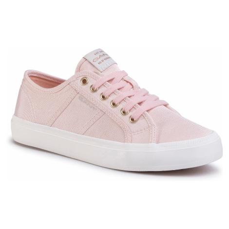 Tenisówki GANT - Pinestreet 20539516 Silver Pink G584