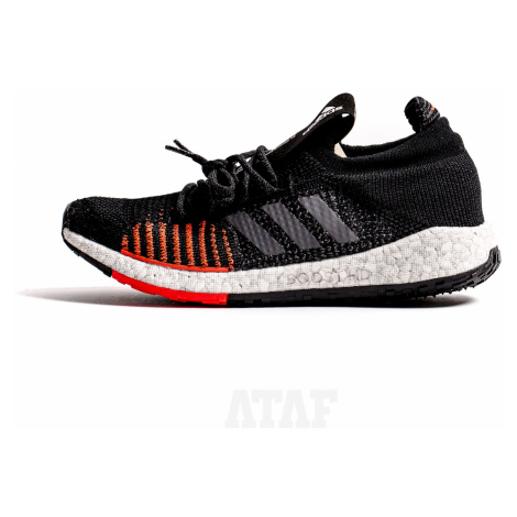 Adidas Pulseboost HD Black Grey Red