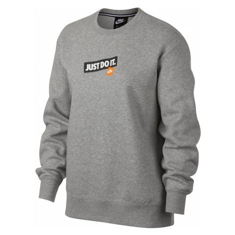 Nike Just Do It Fleece Sweatshirt Ladies