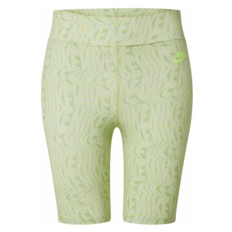 Nike Sportswear Legginsy miętowy