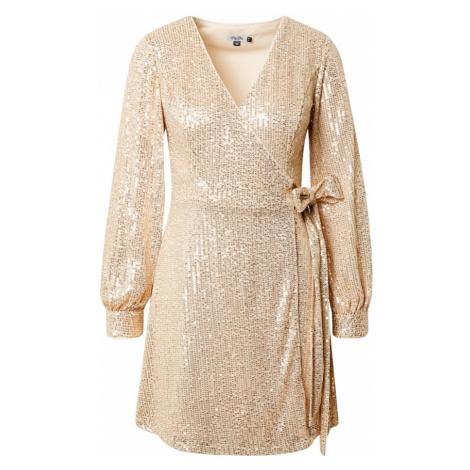 Chi Chi London Sukienka 'Dayna' złoty