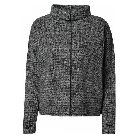 OPUS Sweter 'Gabina' czarny / szary