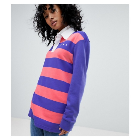 Puma Exclusive To ASOS Striped Rugby Jersey