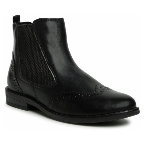 Botki MARCO TOZZI - 2-25365-35 Black Antic 002/1