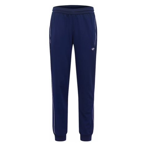 ADIDAS ORIGINALS Spodnie 'TRACK BOTTOM' ciemny niebieski