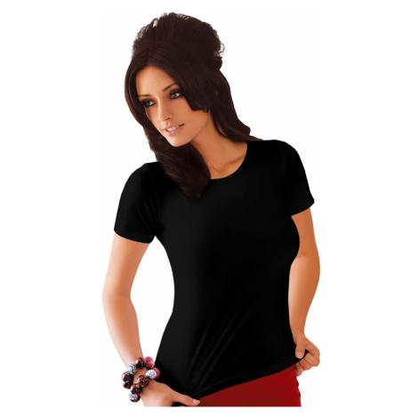 Koszulka damska Carla black Babell