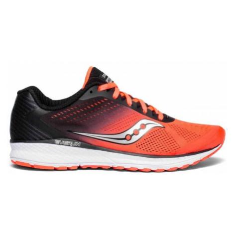 Saucony BREAKTHRU 4 pomarańczowy 9.5 - Obuwie do biegania męskie