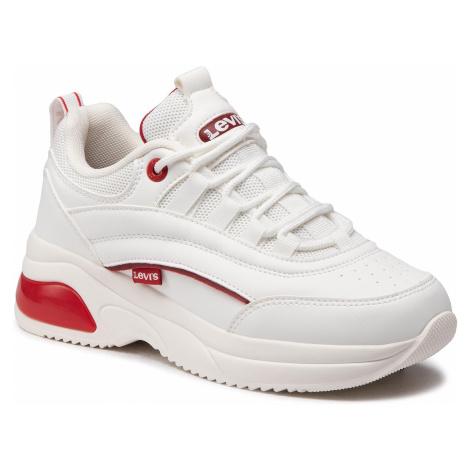 Sneakersy LEVI'S® - Chelsea VCHE0030S White 0061 Levi´s