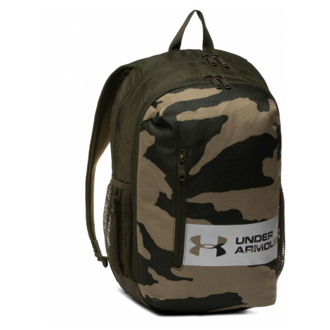 Plecak UNDER ARMOUR - Ua Roland Backpack 1327793-331 Green