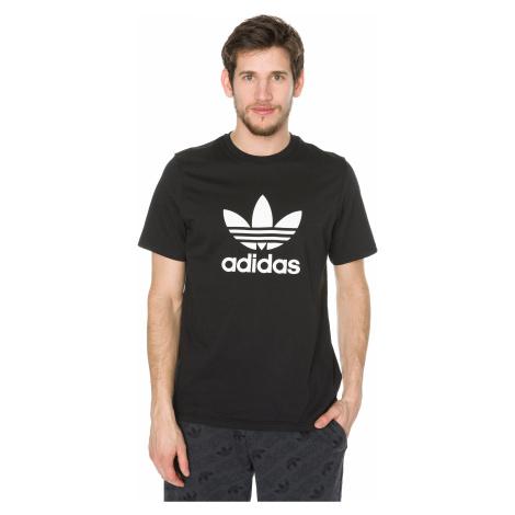 adidas Originals Trefoil Koszulka Czarny