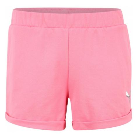 PUMA Spodnie sportowe 'CELEBRATION' różowy